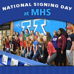 National Signing Day 2017-18  05/30/2018