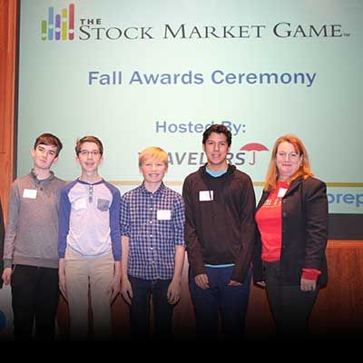 MMW Students Master the Stock Market Game