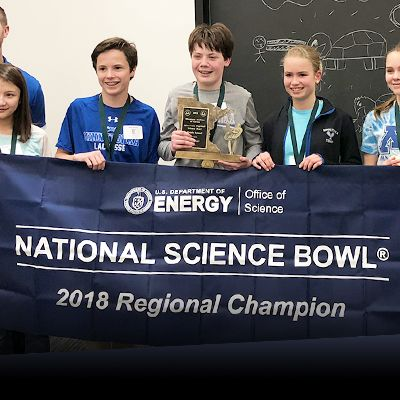 MMW Science Bowl Heads to Nationals
