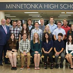 MHS Celebrates 26 National Merit Semifinalists