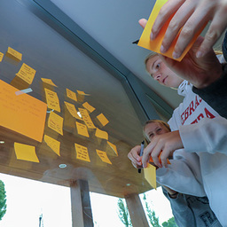 VANTAGE Students Use Human-centered Design to Build Skills