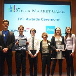 Minnetonka Middle School Students Win Big in Stock Market Game