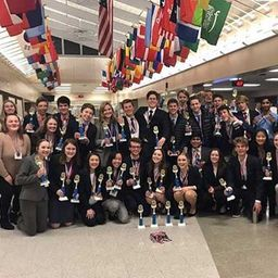 Minnetonka Sweeps DECA