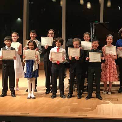 Students Perform at MacPhail Center's Junior Honors Recital