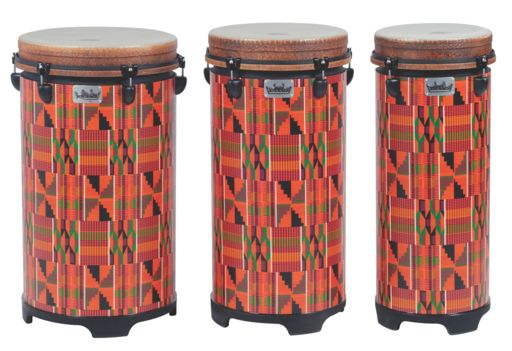 CS and SH- Remo African Drums