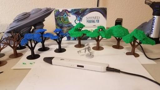 EXC and SH- Draw the Future with 3D Pens