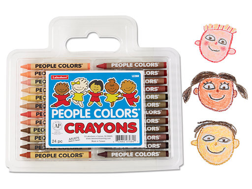 EXC- People Colors