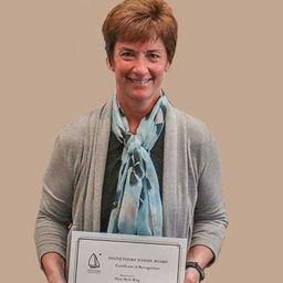 MHS Counselor Named MSCA Counselor of the Year