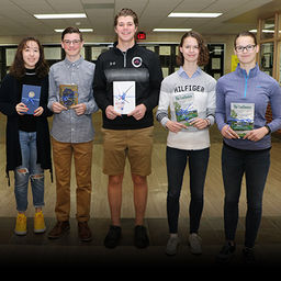 Eight MHS Juniors Honored with Awards
