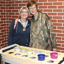 Coffee Cart Project Builds Skills for Students with Disabilities
