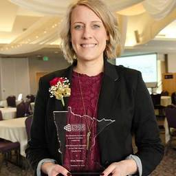 MME teacher, Gina Nelson, named MCEE's Economic Educator of the Year