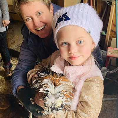 Chickens Find a Home at Excelsior Elementary