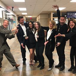 VANTAGE Students Ace the Shark Tank