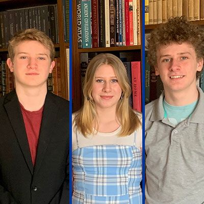 Hughes Family Receives High Marks in Science