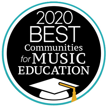 NAMM recognition 2020