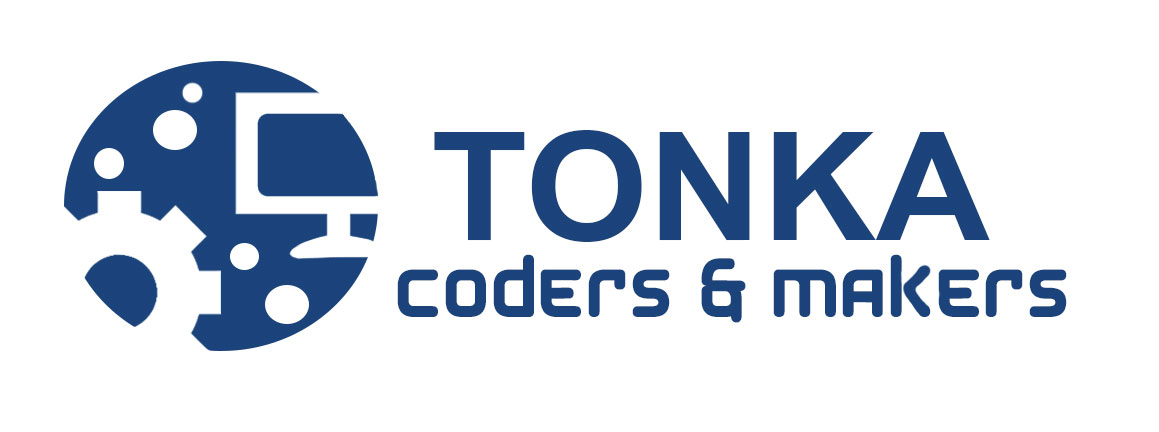 Tonka Coders & Makers Logo