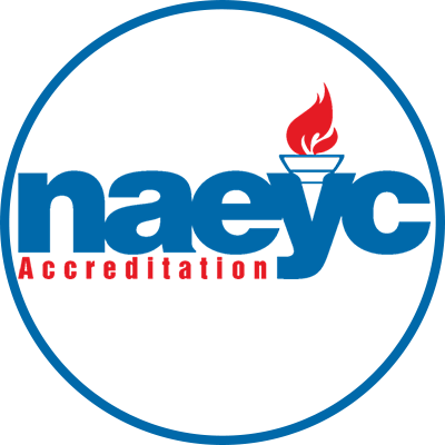 Our Jr. Explorers and preschool programs are accredited through NAEYC