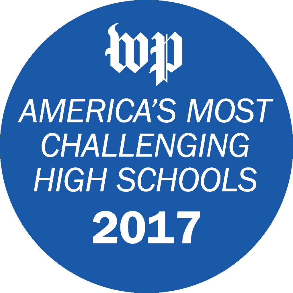 Washington Post Challenging High School Icon