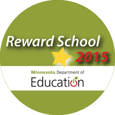 We are a Reward School