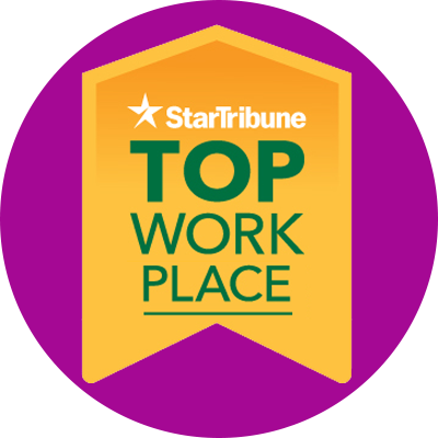 Star Tribune Top Workplace Logo