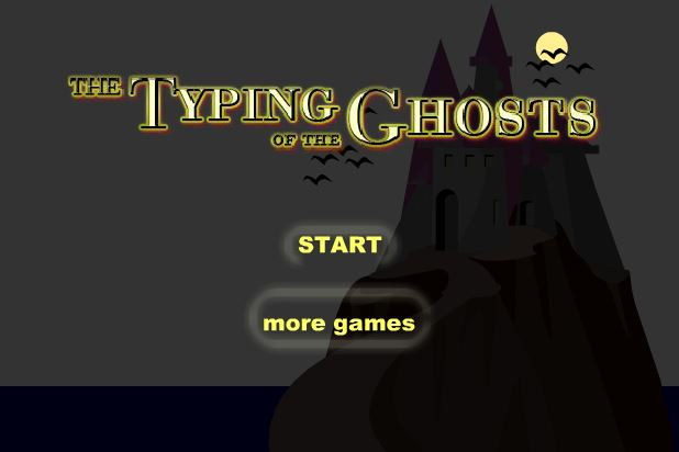 The Typing of the Ghosts: Keyboarding Practice