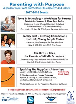Parenting With Purpose Flyer