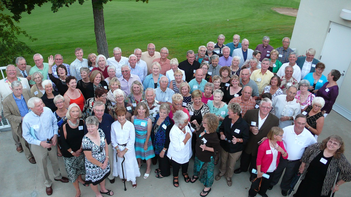 Class of 1963 at 50th Reunion
