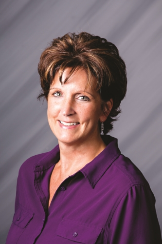 Dr. Paula Hoff, principal at Minnetonka Middle School West